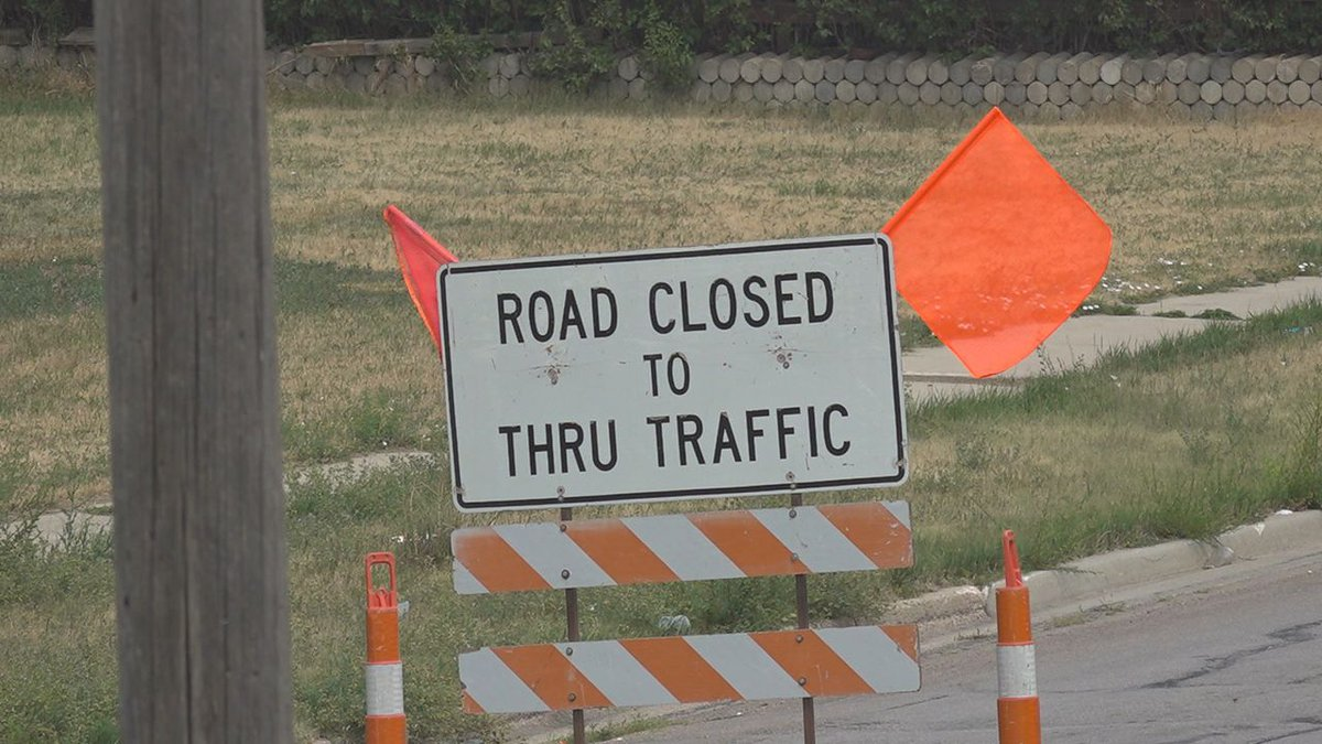 While conditions are mostly clear to get the roads and buildings done, it can also be...