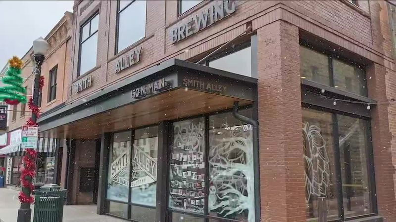 Sheridan Cooks - Smith Alley Brewery, Part 2