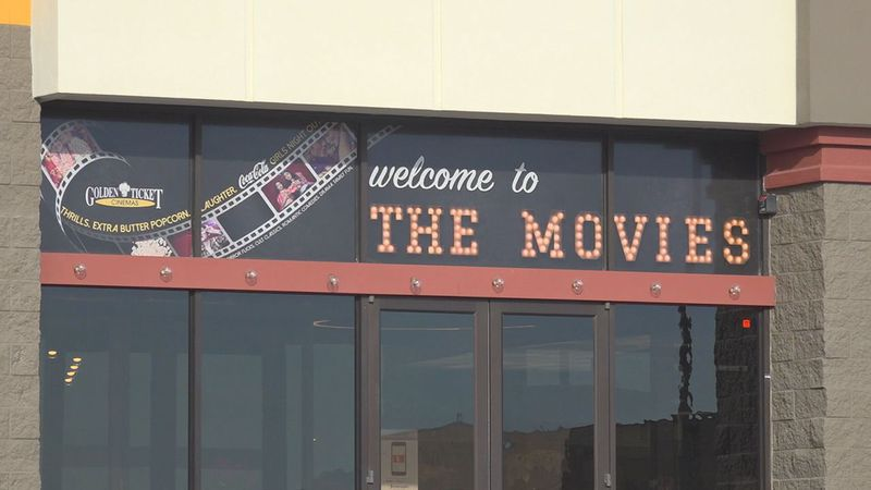 Movie Theaters in Rapid City were open this Christmas Day with COVID safe protocols for those...