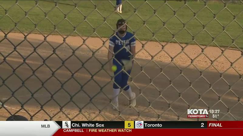 8-24 stevens softball