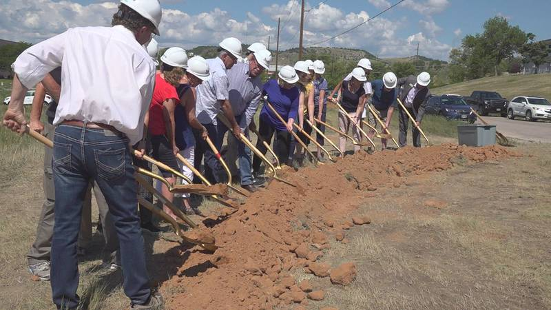 Passages Women's Transitional Living held a groundbreaking ceremony for its new housing...