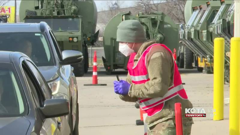 The South Dakota National Guard played an intricate role in responding to the COVID-19...
