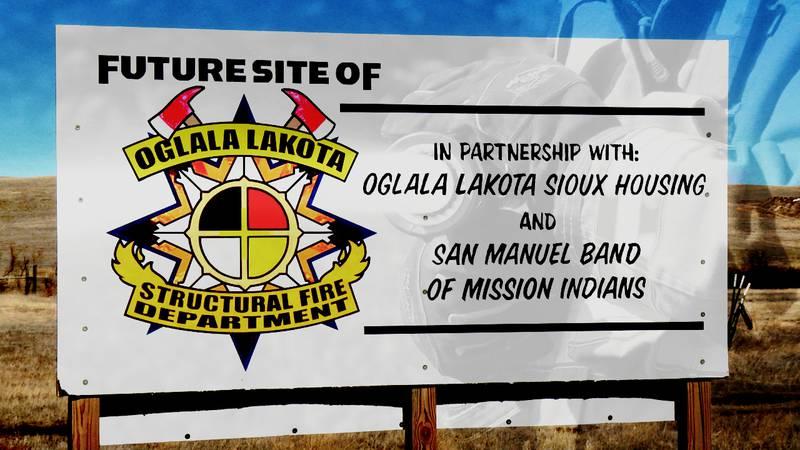 First tribal firefighting network to stimulate Pine Ridge economy