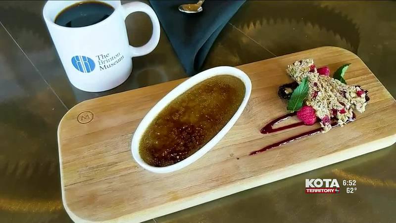 Sheridan Cooks - Amazing Desserts at the Brinton Bistro