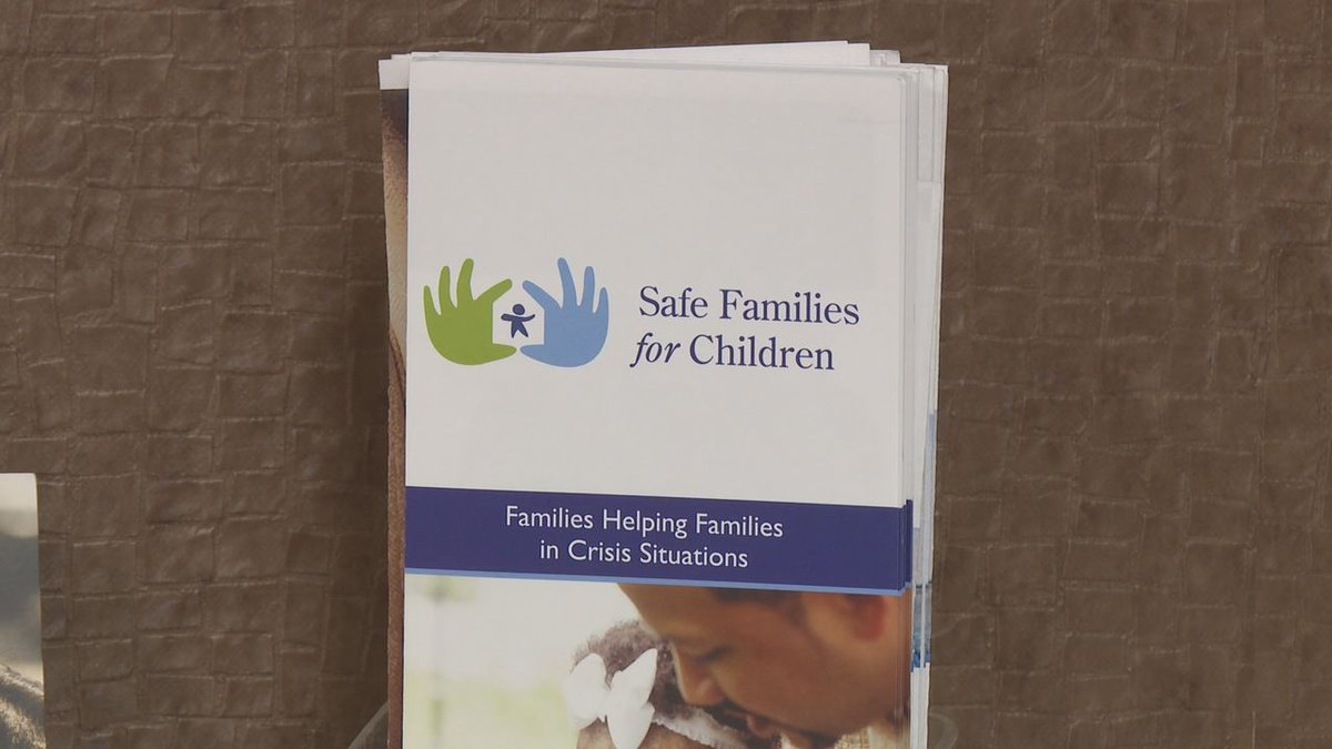 Safe Families for Children is an organization keeping everyone together during a temporary...